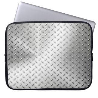 Placa del diamante fundas portátiles