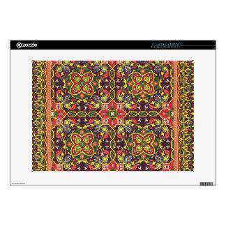 Placa del diseño para las alfombras, de 'artes ind portátil skins
