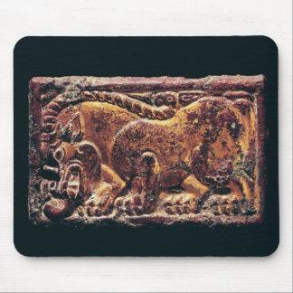 Placa del estilo de Ordos, 3ro-2do siglo A.C. Alfombrilla De Raton