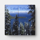 Placa del lago Tahoe