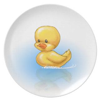 Placa Ducky Platos