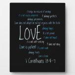 Placa - el amor es mezcla buena
