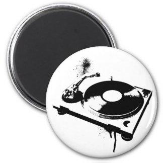 Placa giratoria de DJ Iman