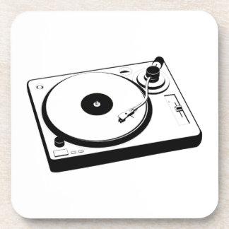 Placa giratoria de DJ Posavaso