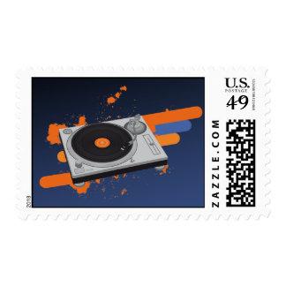Placa giratoria de DJ Envio
