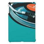 Placa giratoria de la música del vinilo iPad mini carcasa