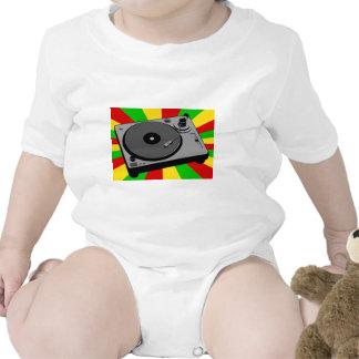 Placa giratoria de Rasta Camiseta