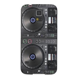 placa giratoria fresca de DJ Carcasas Para Galaxy S5