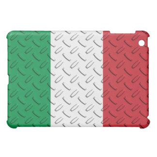 Placa italiana del diamante de la bandera