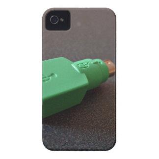 Placa madre PS/2 al adaptador del ratón de USB iPhone 4 Case-Mate Carcasas