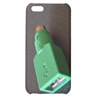 Placa madre PS/2 al adaptador del ratón de USB