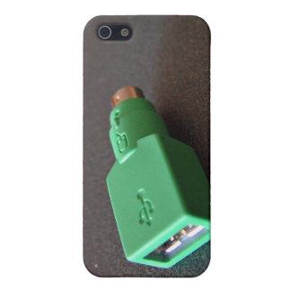 Placa madre PS/2 al adaptador del ratón de USB iPhone 5 Carcasas