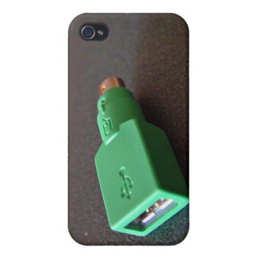 Placa madre PS/2 al adaptador del ratón de USB iPhone 4 Cobertura