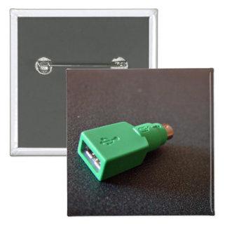 Placa madre PS 2 al adaptador del ratón de USB Pins