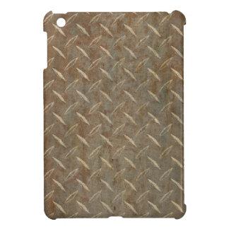 Placa oxidada del diamante iPad mini protectores