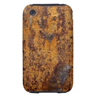Placa oxidada iPhone 3 tough funda