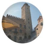 Placa - Piazza del Duomo Plato