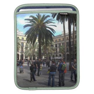 Plaça Reial, Barcelona Manga De iPad