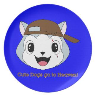 Placa superior de Dog™ Plato De Comida