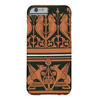 """Placa XIV de """"estudios en diseño"""", c.1874-76 Funda Barely There iPhone 6"""