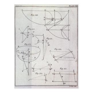 Placa XIX, ilustrando el asunto LXV Postal