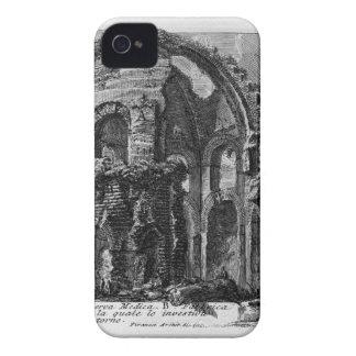 Placa XVI. Templo de Minerva Medica. por Juan iPhone 4 Case-Mate Carcasa