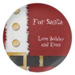 placas conocidas personalizadas de la galleta de s platos
