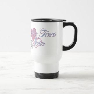 Placas de identificación de los corazones N de la Taza De Café