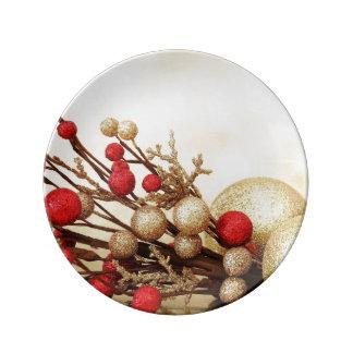 Placas de la acción de gracias platos de cerámica
