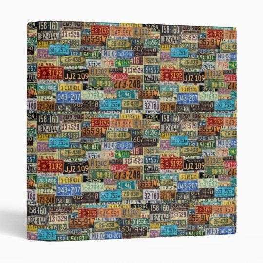 """Placas del vintage carpeta 1"""""""