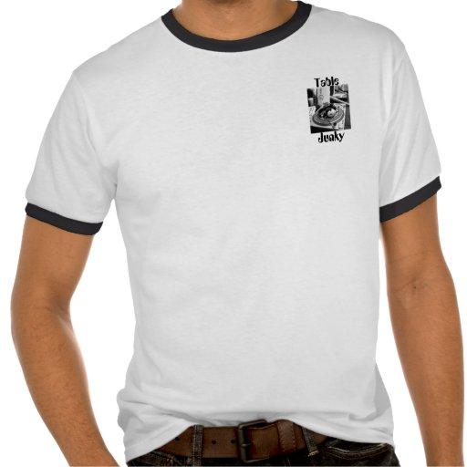 PLACAS GIRATORIAS, tabla, drogadicto Camisetas