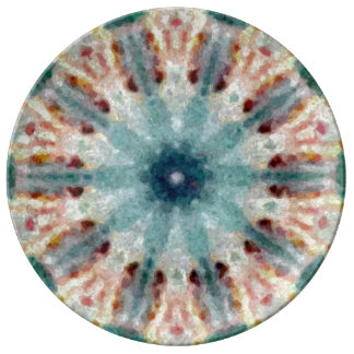 Placas, porcelana k-005c platos de cerámica