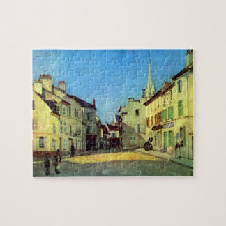 Place at Argenteuil by Alfred Sisley Jigsaw Puzzles