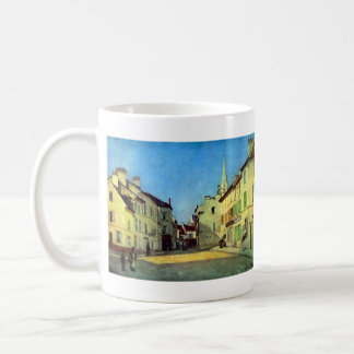 Place at Argenteuil by Alfred Sisley Coffee Mug