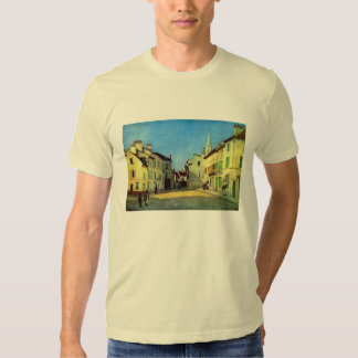 Place at Argenteuil by Alfred Sisley Tee Shirts