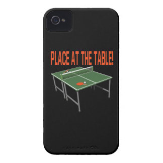 Place At The Table iPhone 4 Covers