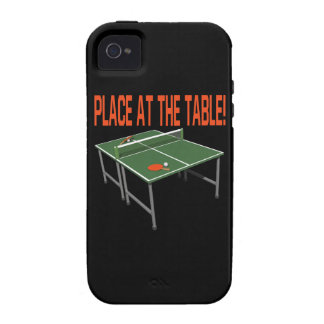 Place At The Table Case-Mate iPhone 4 Cover
