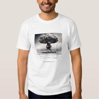 Place Blame T-shirt