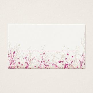 Place Card ~ Butterfly Garden 1