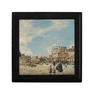 Place Clichy by Giovanni Boldini Gift Box