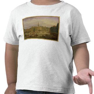 Place de L Hotel de Ville Cambrai c 1780 Camisetas