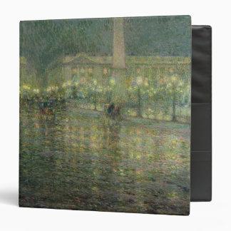 Place de la Concorde, c.1909 3 Ring Binder