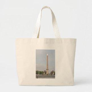 Place de la Concorde in Paris France Bags