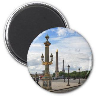 Place de la Concorde Magnet
