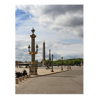 Place de la Concorde Post Cards