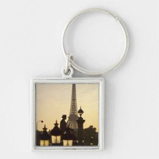 Place de la Concorde, the city's largest square Key Chain