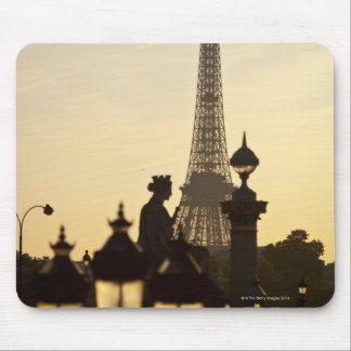 Place de la Concorde, the city's largest square Mouse Pad