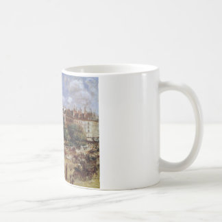 Place de la Trinite by Pierre-Auguste Renoir Coffee Mug