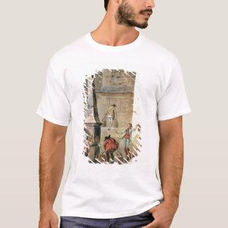 Place de l'Apport-Paris in Front of Grand T-Shirt