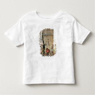 Place de l'Apport-Paris in Front of Grand Toddler T-shirt